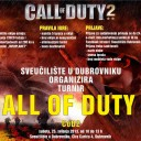 Call of Duty 2 turnir 2013