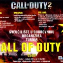 Call of Duty turnir 2014