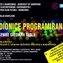 Radionice programiranja za učenike srednjih škola 2013-2014