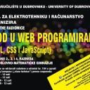 Uvod u Web programiranje 2013