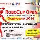 Robocup Open Dubrovnik 2014
