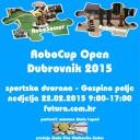 RoboCup Open Dubrovnik 2015