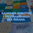 Radionice robotike i programiranja bez ekrana 2020