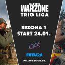 Call of Duty: Warzone liga – sezona 1
